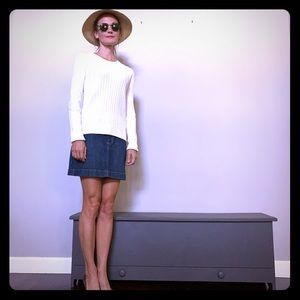 GAP Denim Skirt Mini 2 coastal elite